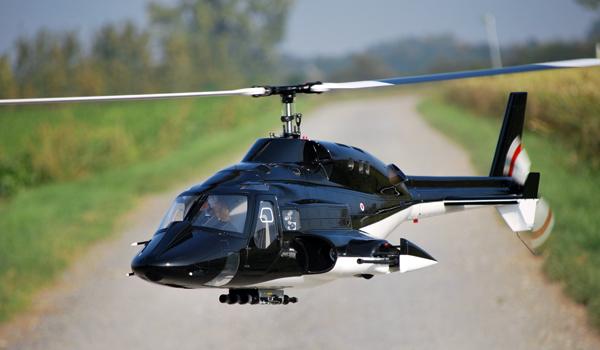 Baubericht Airwolf 800 - MG Reinach